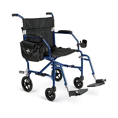 Medline Ultra Lightweight Transport Wheelchair