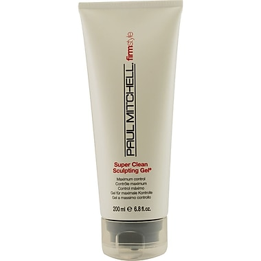Paul Mitchell® Maximum Hold and Control Super Clean Sculpting Gel, 6.8 oz.