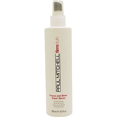 Paul Mitchell® Freeze and Shine Super Spray® Finishing Spray, 8.5 oz.