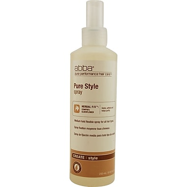 ABBA® Pure Style Spray, 8.45 oz.