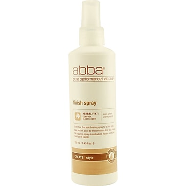 ABBA® Firm Finish Hair Spray, 8 oz.