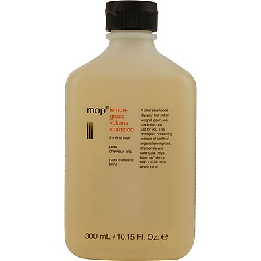 Mop® Lemon Grass Volume Shampoo For Fine Hair, 10.1 oz.