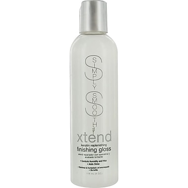 Simply Smooth Xtend Keratin Replenishing Finishing Gloss, 4 oz.