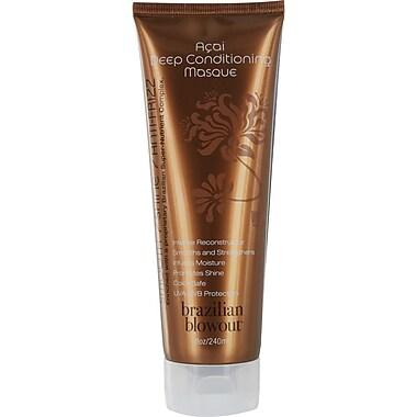 Brazilian Blowuot® Acai Anti-Frizz Deep Conditioning Masque, 8 oz.