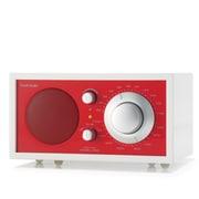 Tivoli Audio LLC Model One Radio; Frost White / Ember Red