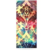 KESS InHouse Galaxy Tapestry by Caleb Troy Graphic Art Plaque; 16'' H x 20'' W