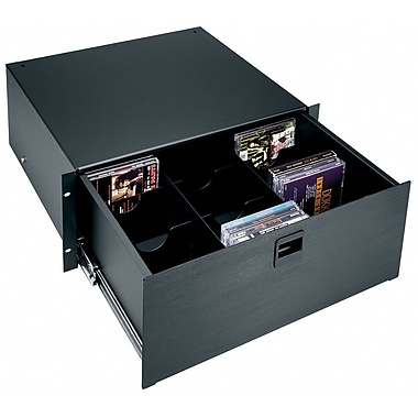 Middle Atlantic DVD Partition for D Series Drawers