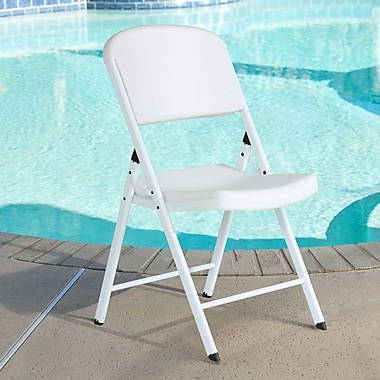 Lifetime Classic Commercial Folding Chair (Set of 4)