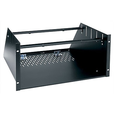 Middle Atlantic CAP Series Knock-Down Clamping/Captivator Rackshelves, 5 -8 Spaces; 8U Spaces