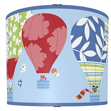 Illumalite Designs Hot Air Balloon Drum Lamp Shade; 11''