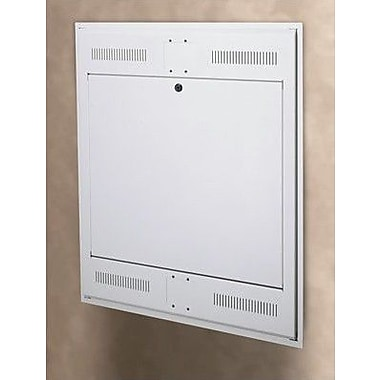 Middle Atlantic Flush Mount Tilt Out Wall Rack; 3U Spaces