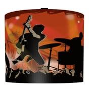 Illumalite Designs Rock Show Drum Lamp Shade; 11''