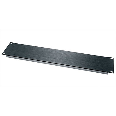 Middle Atlantic BL Series 16-gauge Aluminum Flanged Panel; 4U Spaces