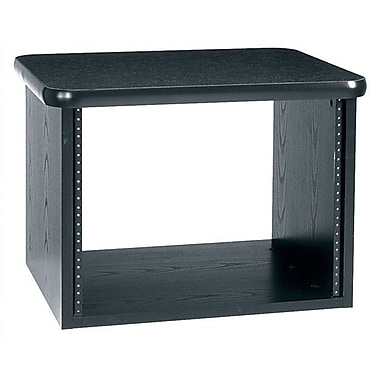 Middle Atlantic Edit Center Table Top Rack w/ Graphite Top