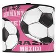 Illumalite Designs Soccer Balls Drum Shade; 7''