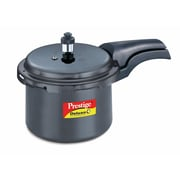Prestige Cookers Deluxe Hard Anodized Pressure Cooker; 3.17 Quart