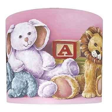 Illumalite Designs Cuddle Time Drum Lamp Shade; 7''