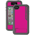 Ballistic Every1 iPhone 4/4S EX0891-A01C Case, Raspberry Pink & Charcoal Gray