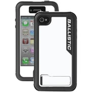 Ballistic Every1 iPhone 4/4S EX0891-A08C Case, White & Black