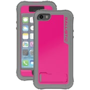 Ballistic Every1 iPhone 5/5S EX1107-A01C Series Case, Raspberry Pink Base & Charcoal Gray Border