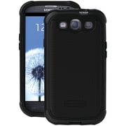 Ballistic Tough Jacket Case for Use with Samsung  Galaxy S  III, Black (BLCTJ0930A06C)
