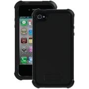 Ballistic Tough Jacket TJ0582-A06C Case for iPhone 4/4s, Black