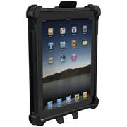 Ballistic Tough BLCTJ0660A06C TPU Jacket Case for Apple iPad 2/3/4, Black