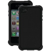 Ballistic Tough Jacket Maxx Case TX0907-A06C iPhone 4/4s, Black