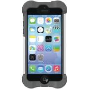 Ballistic Tough Jacket Maxx iPhone 5c TX1149-A48C Tough Jacket Maxx(TM) Case Dark Charcoal & White