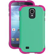 BALLISTIC URBANITE Urbanite Protective Case for Use with Samsung  Galaxy S4 , Mint Green and Strawberry Pink (BLCUR1156A03C)