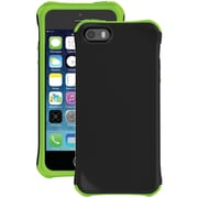 Ballistic Urbanite UR1085-A00C Case for iPhone 5/5S, Black & Lime Green