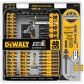 Dewalt Impact Ready DWA2T40IR Screw Driving Set, 40-Piece