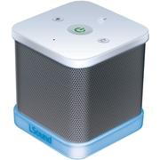 I.Sound Cube ISOUND-5387 Bluetooth Speaker, White