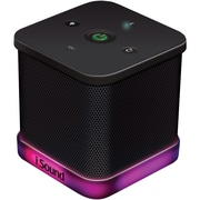 I.Sound Cube ISOUND-5413 Bluetooth Speaker, Black