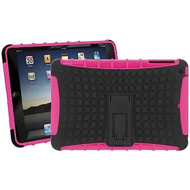 Iessentials iPad Mini Rugged Stand Case, Pink