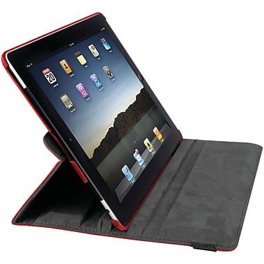 Iessentials iPad Mini 360deg  Rotating Folding Case, Red
