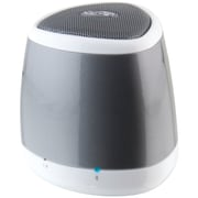 Ilive Blue Portable ISB23S Bluetooth Speaker, Silver