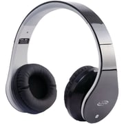 Ilive Blue IAHB64B Bluetooth IAHB64B Headphones, Black