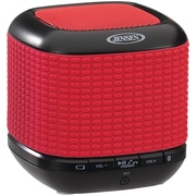 Jensen Portable Bluetooth Speaker SMPS-621-R, Red