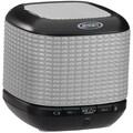 Jensen Portable Bluetooth Speaker SMPS-621-S, Silver