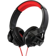 Jvc Xtreme On-Ear Headphones HAS44X with Microphone & Remote, Black