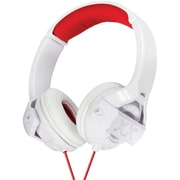 Jvc Xtreme On-Ear Headphones HAS44XW with Microphone & Remote, White