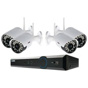 Lorex Black Box LH03045GC4W 4-Channel Stratus DVR with 4 Wireless Cameras