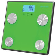 Pyle-Sport Bluetooth PHLSCBT4GN Digital Weight Personal Health Scale, Green