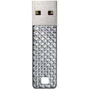 Sandisk Cruzer Facet SDCZ55-032G-A46S 32GB USB 2.0 Flash Drive, Silver