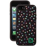 Speck FabShell Burton SPK-A1682 Case for iPhone 5/5s, Girls Confetti / Black