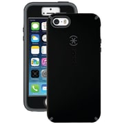 Speck iPhone 5/5S SPK-A2487 CandyShell + Faceplate Case, Black & Slate Grey