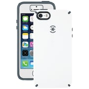 Speck iPhone 5/5S SPK-A2489 CandyShell + Faceplate Case, White & Raspberry Pink