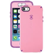 Speck iPhone 5/5S SPK-A2575 CandyShell with Faceplate Case, Carnation Pink & Revolution Purple