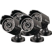 Swann Security Cameras SWPRO-535PK4-US Multi-Purpose, 4 Pack